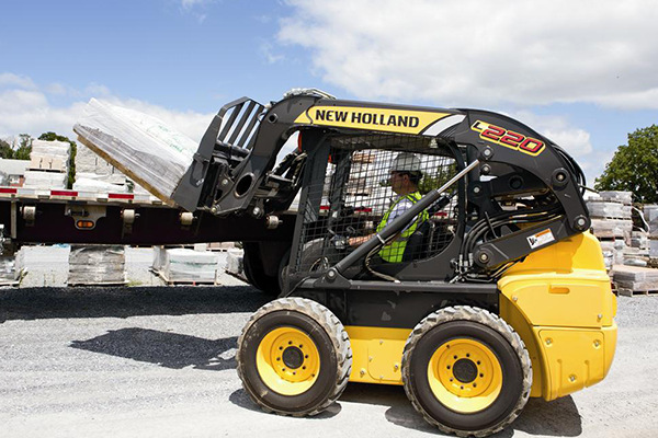 New Holland L220 for sale at Altman Tractor Co., SC
