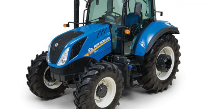 New Holland T5 120 Electro Command™ » Altman Tractor Co , SC