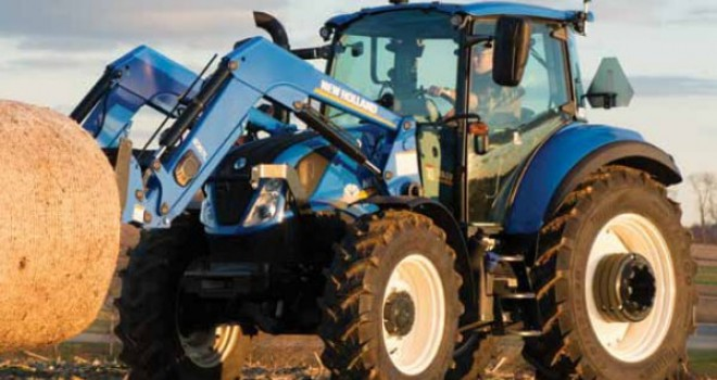 New Holland T5 110 Dual Command™ » Altman Tractor Co , SC