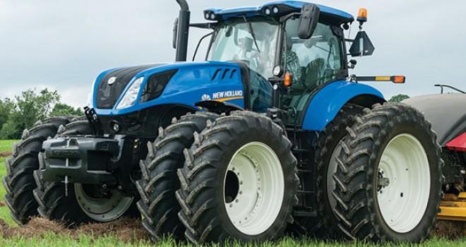 New Holland T7 190 SideWinder II » Altman Tractor Co , SC