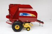 NH build baler