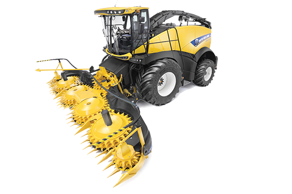 New Holland 750BFI Corn header for sale at Altman Tractor Co., SC